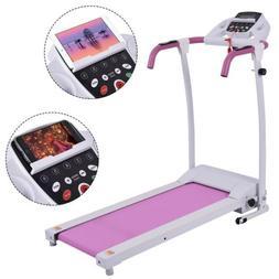 800W Foldable Fitness Treadmill Fitness Running Machine Indo