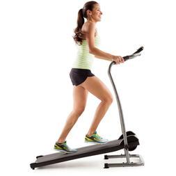 Weslo Cardio Stride 4.0 Manual Treadmill 2-Position Incline