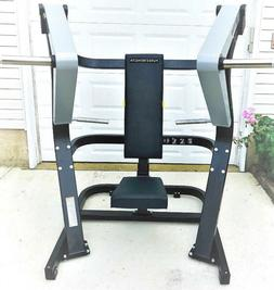 Technogym Chest Press Home Use Only - EXCELLENT MINT CONDITI