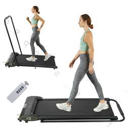 Electric Treadmill 2in1 Under Desk Treadmills Fitness Traini