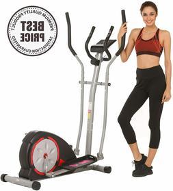 Elliptical Exerciser Fitness Gym Training Home Cardio Workou