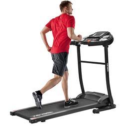 Folding Electric Motorized Treadmill  Running Walking Machin