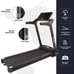 Folding Treadmill 2.0 HP Electric Motorized Fitness Running
