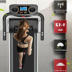 Folding Treadmill Electric Motorized Power Running Jogging F