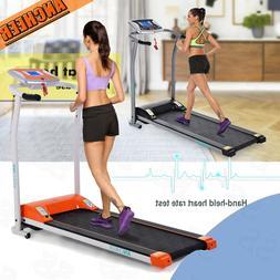 Ancheer Folding Treadmill Electric Motorized Running Machine
