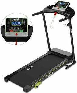 Treadmill 2.25 HP Electric Motorized Power Folding Running M