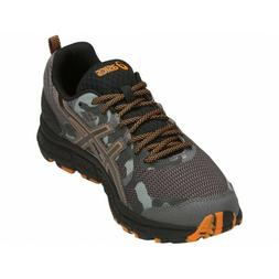 Asics Gel Scram 4 Men's Gray Orange Running Shoes 1011A045