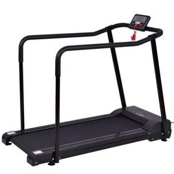 Indoor Home Gym Sports Old People Treadmill Extra-long Handl