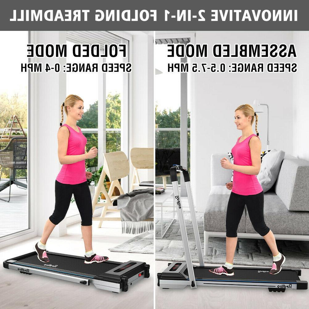 2.25 HP 1 Treadmill Electric Folding Home Office