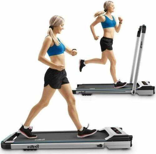 2 25 hp 2 in 1 treadmill