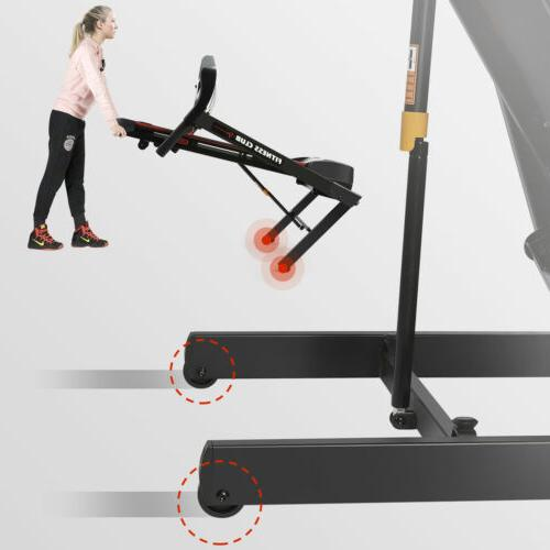 2.5 HP Large Electric Motorized Incline Running