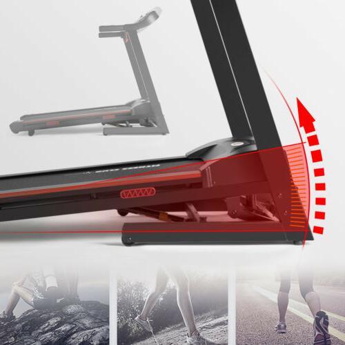 2.5 Large Electric Treadmill Auto Incline Machine
