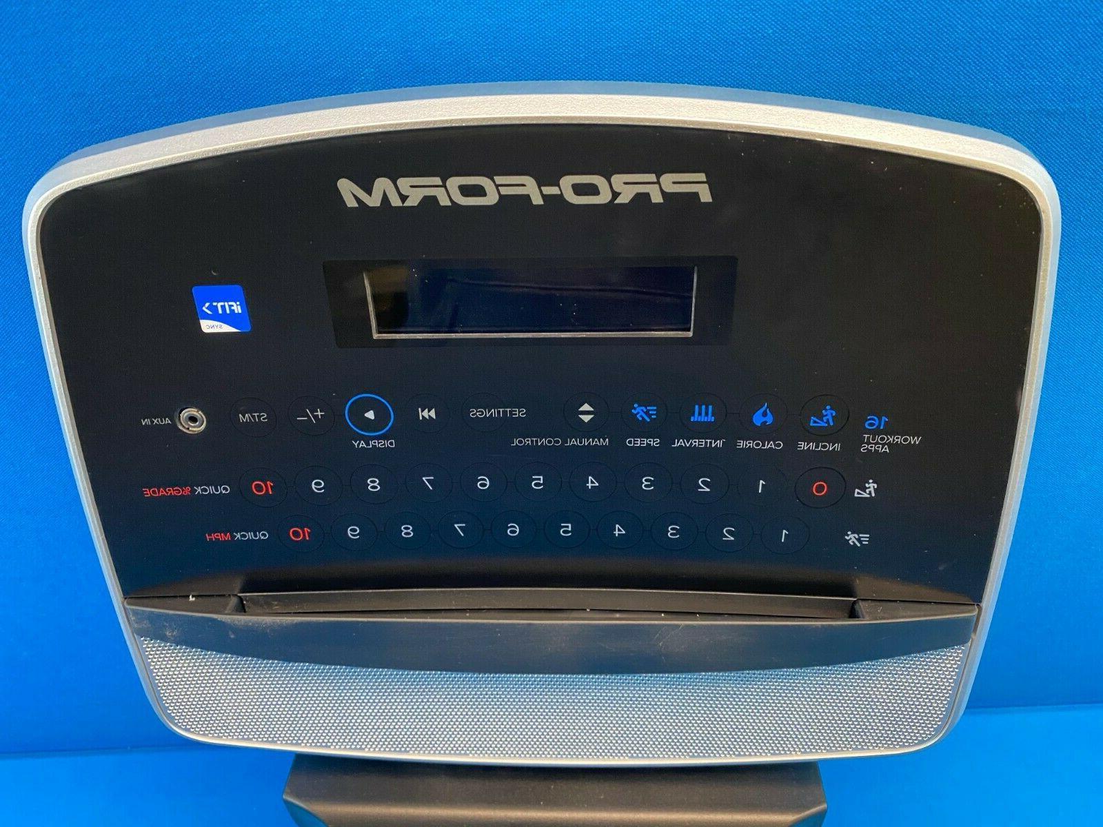 ProForm Treadmill Console PFTL40917