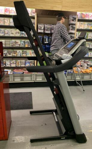 ProForm 905 CST iFit Folding 12 Incline Running Treadmill