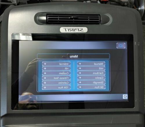 Spirit CT900 treadmill. Dealer