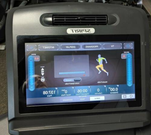 Spirit Fitness CT900 treadmill.