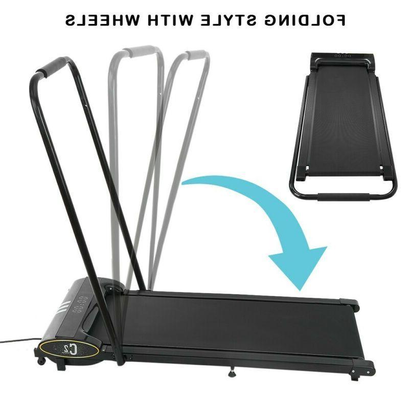 Electric Treadmill Treadmills Fitness Control