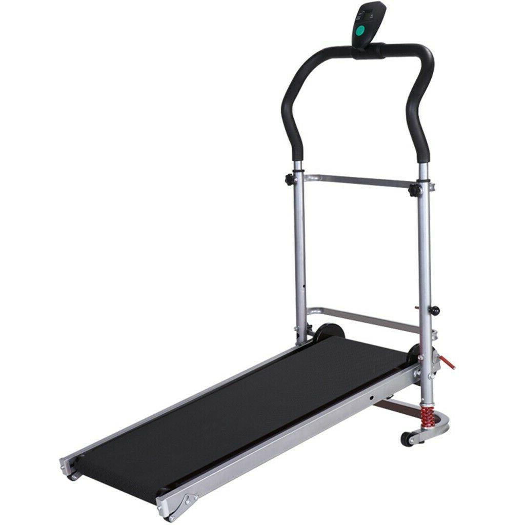Folding Treadmill Working Machine Incline