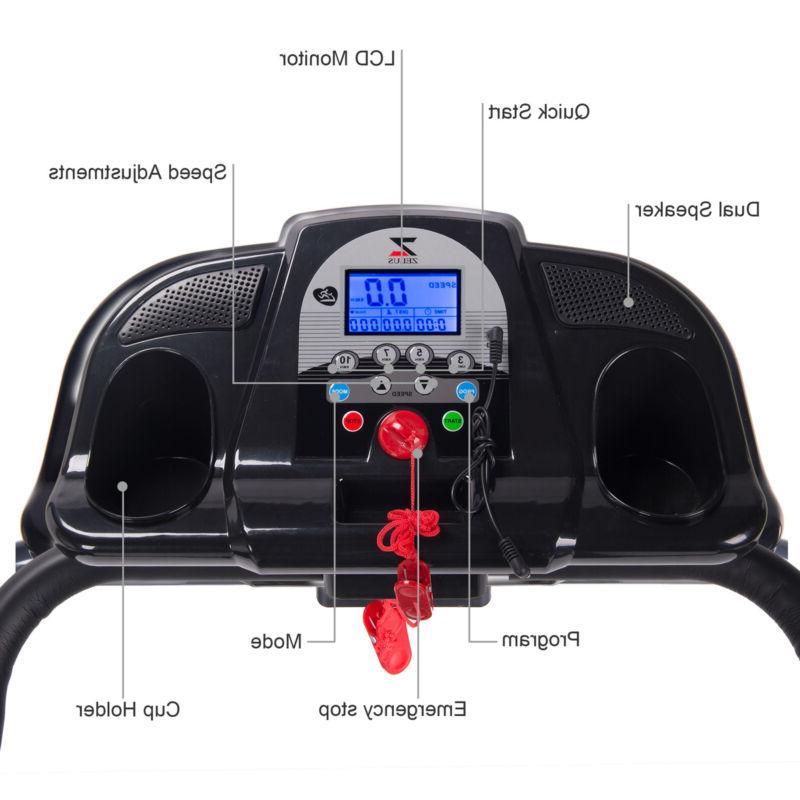 750W Treadmill
