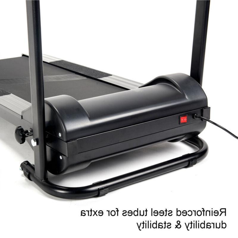 750W Motorized Treadmill Running Power