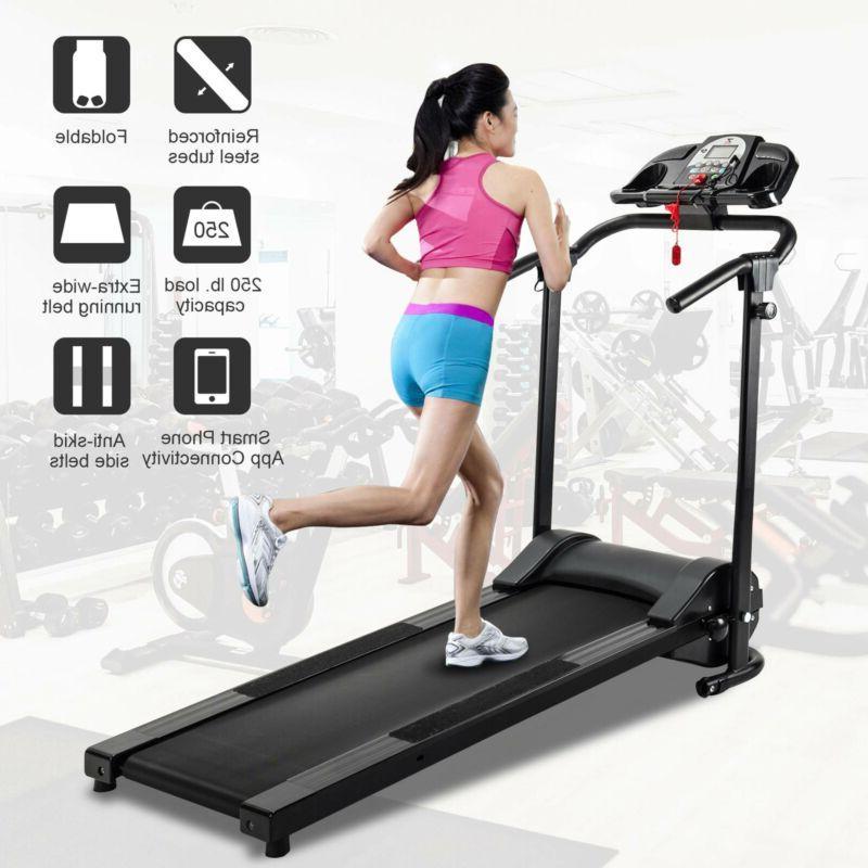 Folding Treadmill Power Machine