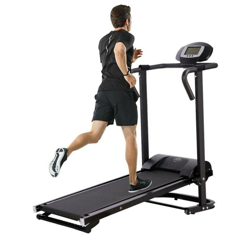 Manual Mini Running Walking Jogging Exercise Fitness Machine