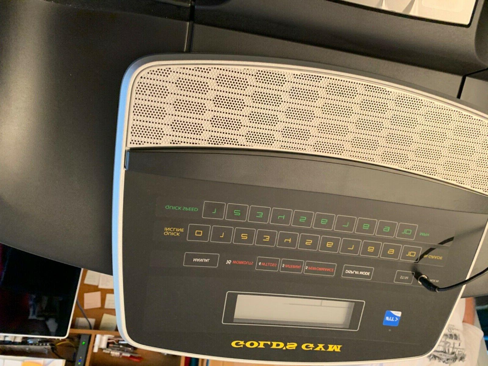 Golds gym 430i