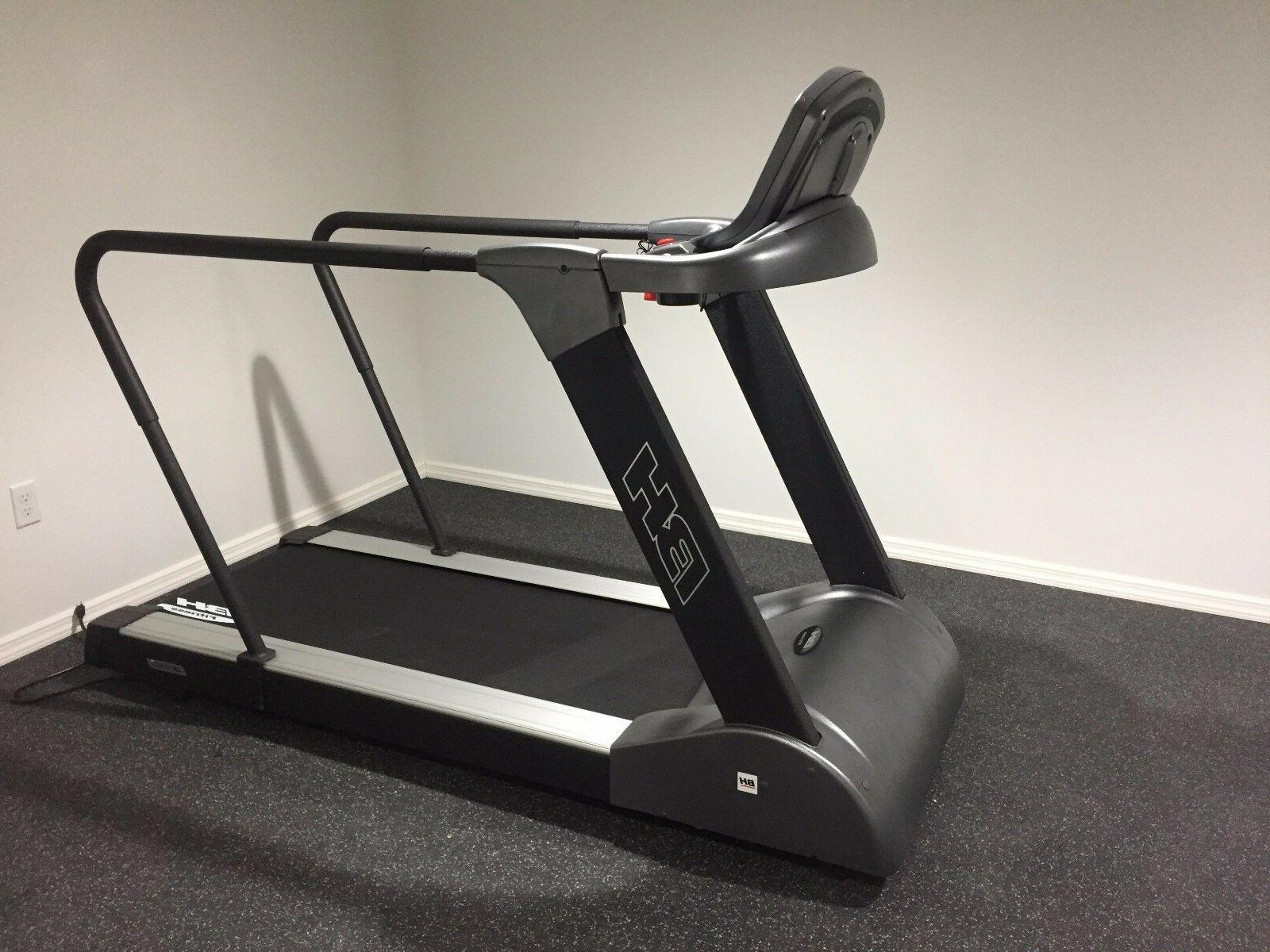 lk t8 treadmill with medical rails