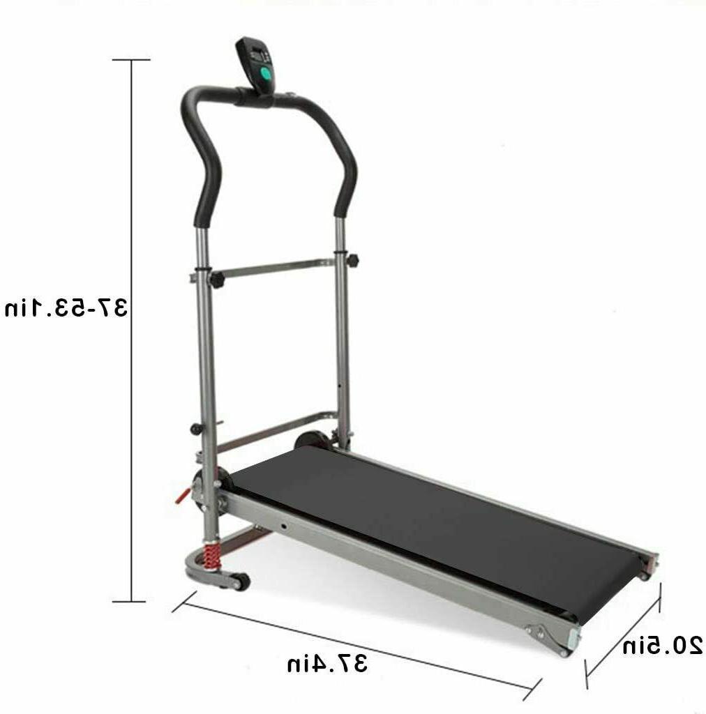 Treadmill Machine Incline Cardio Fitness Exercise Home