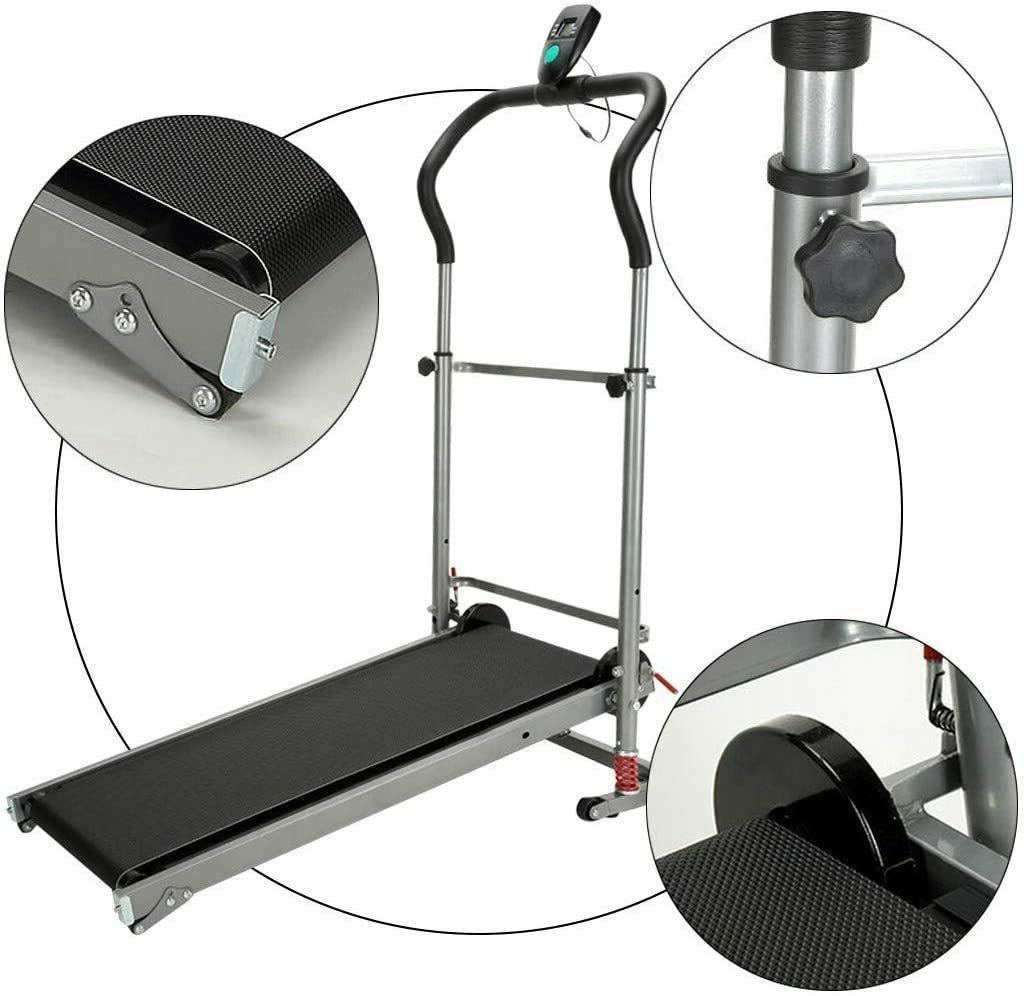 Treadmill Cardio Exercise Portable Home
