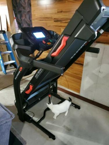 Bowflex Treadmill Results LOCAL