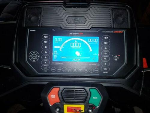 Bowflex Treadmill BXT6 Results With Tech,Bluetooth LOCAL