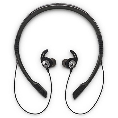 JBL Under Wireless Flex Headphones with Built-In Remote Microphone