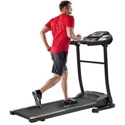 Portable Electric Folding Treadmill, Famistar Motorized Runn