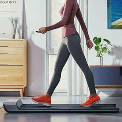 Smart Folding Walking Pad Non-slip Sports Treadmill Walking