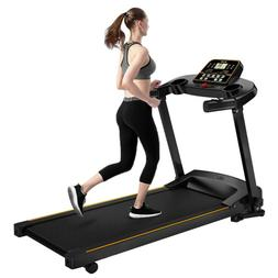 Treadmill Electric Motorized Power 2.0 HP Folding Running Ma