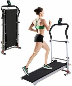treadmill machine folding incline cardio fitness exercise