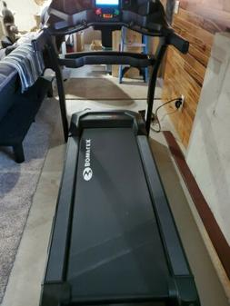 treadmill model bxt6 results with comfort tech