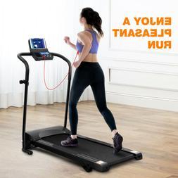 USA Folding Treadmill Electric Motorized Power Running Machi