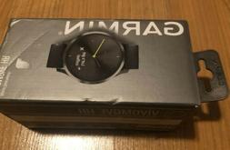 Garmin Vivomove HR Hybrid Smart Watch Heart Rate Monitor Wat
